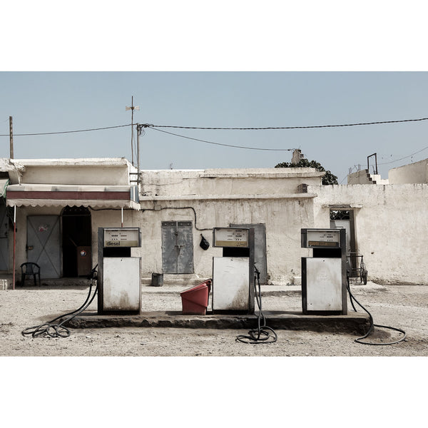 009/007 Gas Station