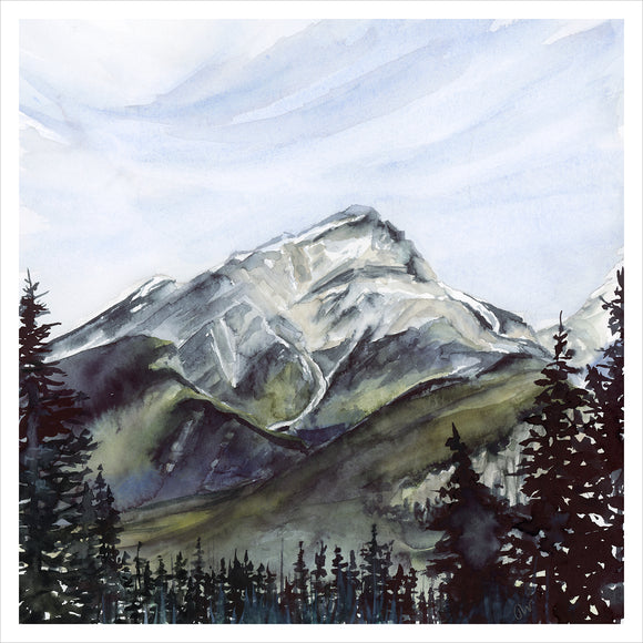 Original - Cascade Mountain