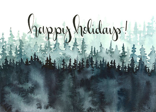 Print- Happy Holidays