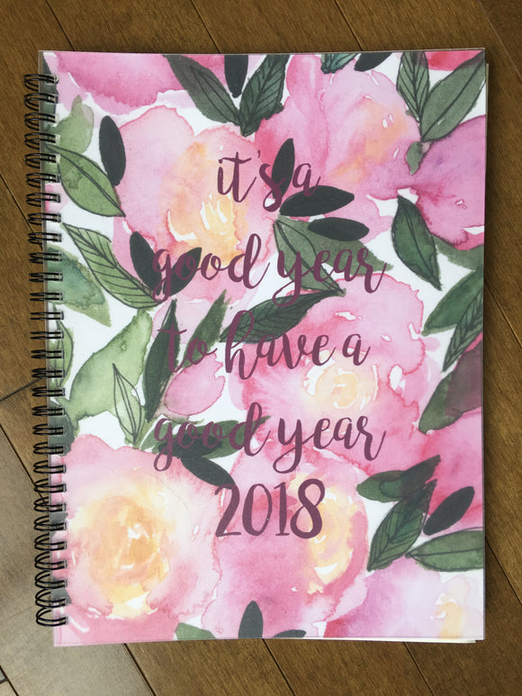 Notebook - It's A Good Year