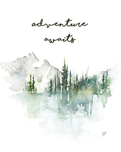Card - Adventure Awaits
