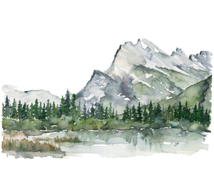 NEW - Mount Rundle