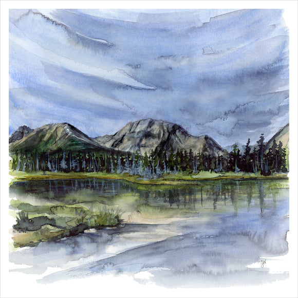 Original - Peter Lougheed Provincial Park