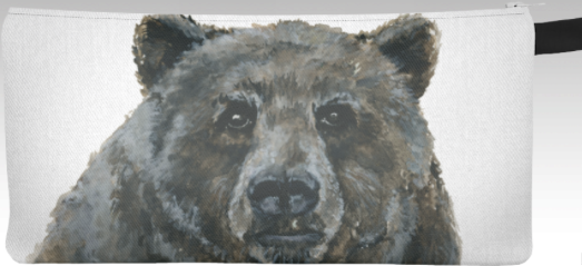 Bear Pencil Case
