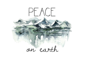 Card - Peace on Earth 2