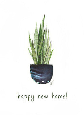 Card - Happy New Home