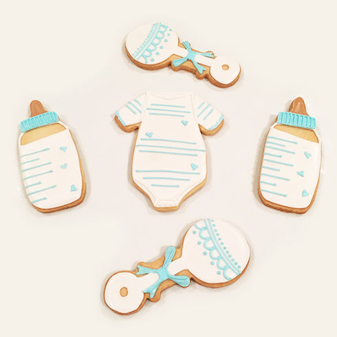 Baby Shower Cookies!