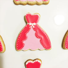 Princess Pink Cookies