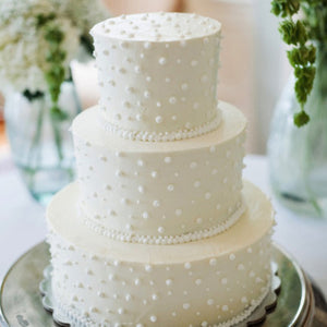 Fairy Wedding Cake