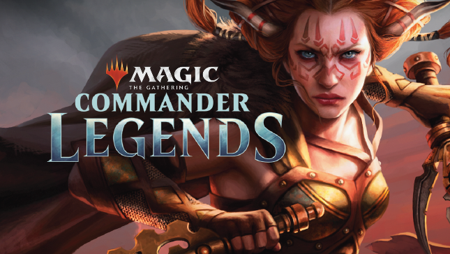 Commander Legends – Gameology