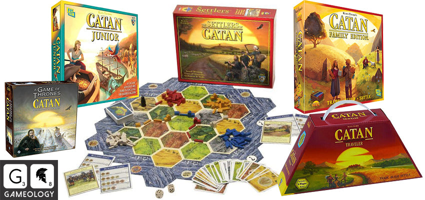 5 reasons why Settlers of Catan should be in your game closet
