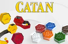 Catan Hexadocks Hexatower
