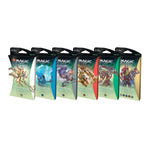 Magic The Gathering MTG Zendikar Rising Theme Boosters Set of 6