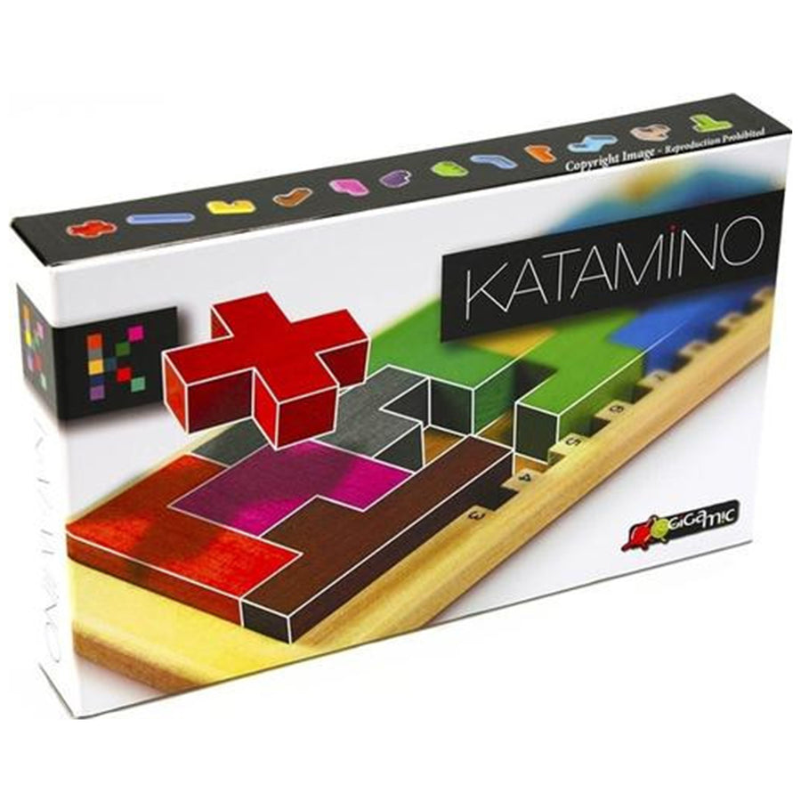 Katamino Deluxe Board and Card Games