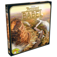 7 WONDERS (SEVEN) BABEL EXPANSION