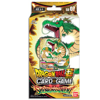 Dragon Ball Super 07 Miraculous Revival SHENRON's ADVENT Starter Deck