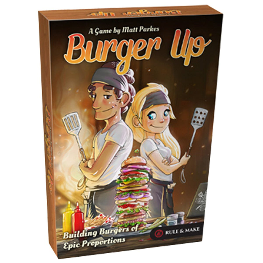 Burger Up - Board Game