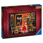 Ravensburger Villainous Queen of Hearts 1000pc Puzzle