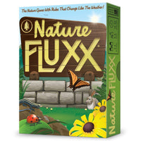 Nature Fluxx Board Game Card Game