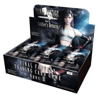 Final Fantasy Trading Card Game Opus XI Booster Box