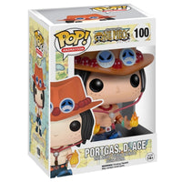 One Piece - Portgas D Ace Pop!
