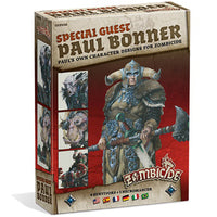 Zombicide Green Horde Special Guest Artist Paul Bonner