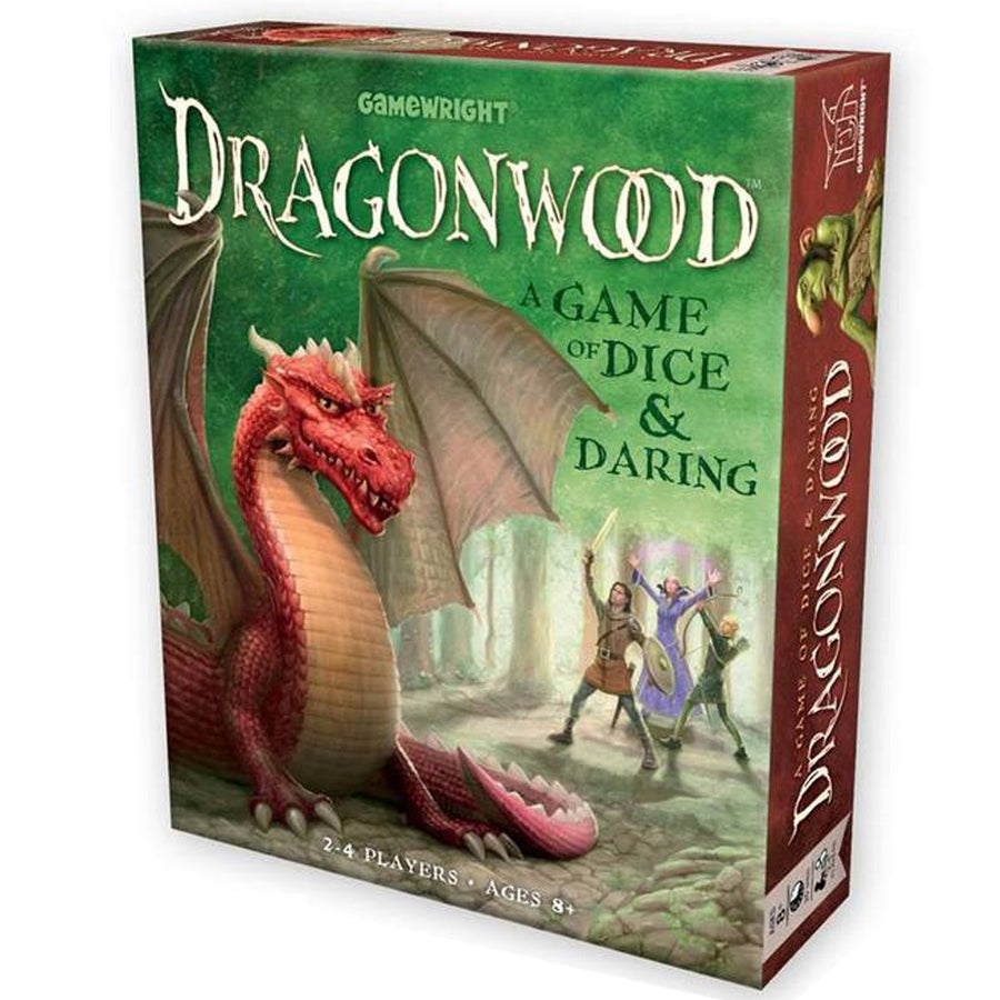 Dragonwood Game Dice Game