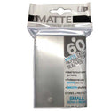 ULTRA PRO Deck Protector Sleeves Pro Matte Non-Glare Small 60ct 62 x 89 mm