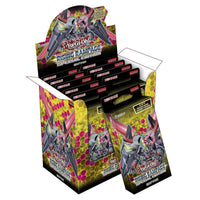 YUGIOH TCG Rising Rampage Special Edition Pack