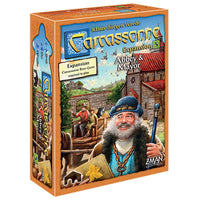 Carcassonne Exp 5 Abbey & Mayor Board Game Card Game