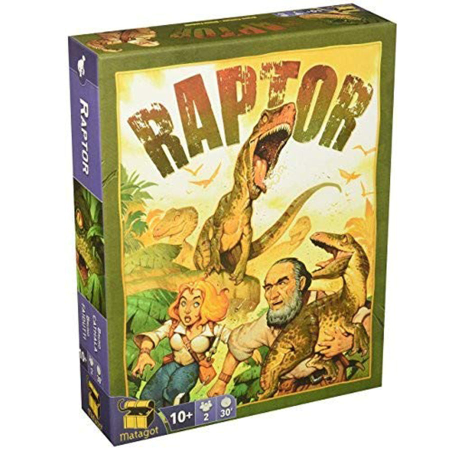 Raptor - Board Game