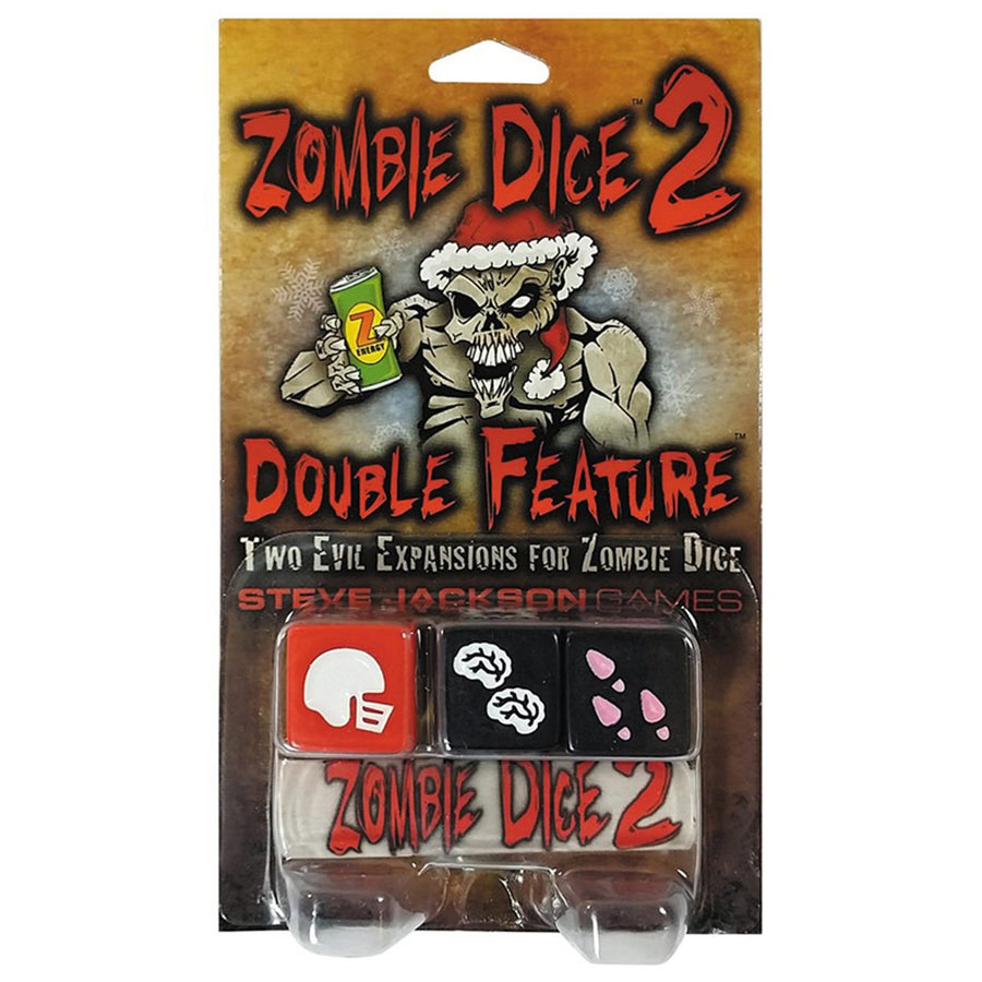 Zombie Dice 2 Double Feature Board Game