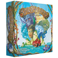Spirit Island Board Game Card Game