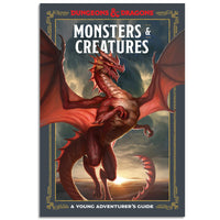 D&D Dungeons & Dragons Monsters and Creatures A Young Adventurers Guide