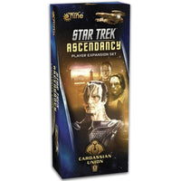 Star Trek Ascendancy Cardassian Union Expansion Card Game