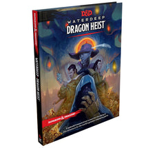 D&D Waterdeep Dragon Heist RPG Game