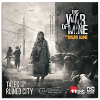 This War of Mine Tales of the Ruined City Expansion
