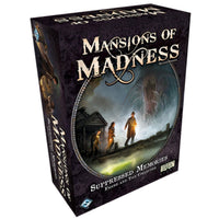 Mansions of Madness 2nd Edition Suppressed Memories Figure and Tile Collection