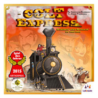 COLT EXPRESS Board Games Card Games