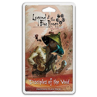 Legend of the Five Rings LCG Disciples of the Void Phoenix Clan Pack Card Game