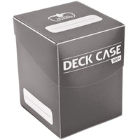 Deck Box Ultimate Guard Deck Case 100+ Standard Size Grey