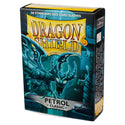 Dragon Shield Classic Standard 60ct Petrol 63x88mm Sleeves
