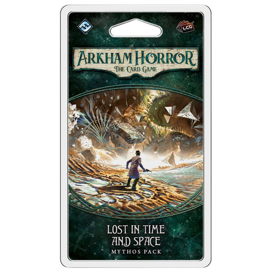 Arkham Horror LCG Lost in Time and Space Board Game Card Game