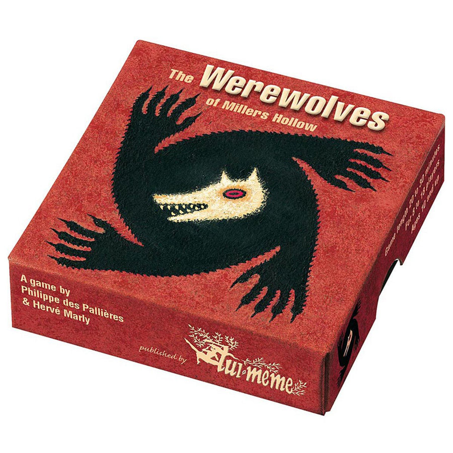 The Werewolves of Millers Hollow Board Game Card Game