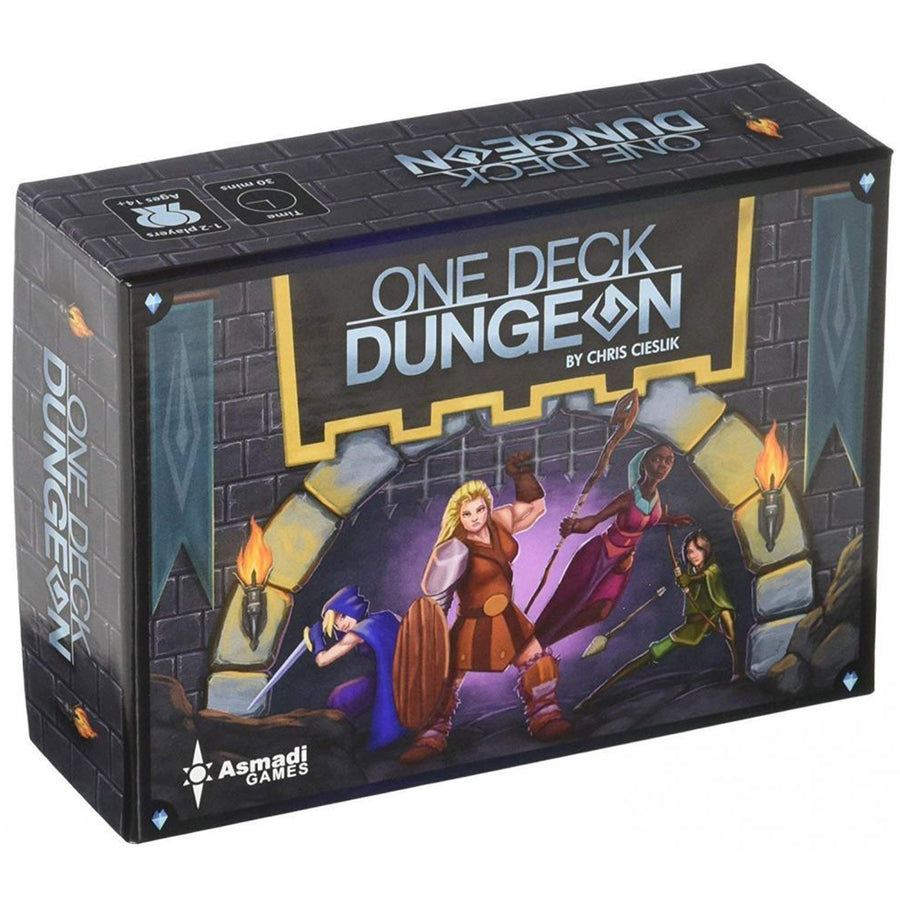 One Deck Dungeon Board Game