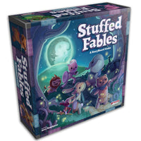 Stuffed Fables Board Game Card Game