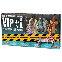 Zombicide VIP #1 Very Infected People Expansion Pack Board Game