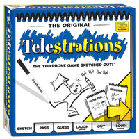 Telestrations the telephone game Board Game