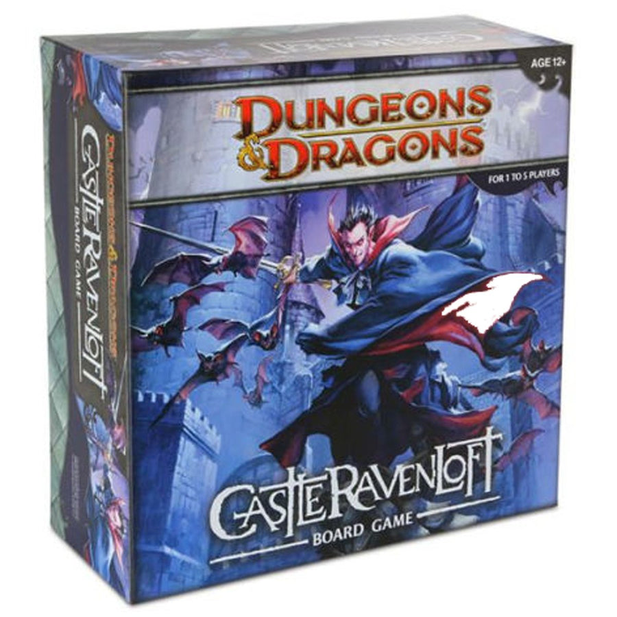 Dungeons & Dragons D&D Castle Ravenloft Board Game