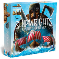 Shipwrights of the North Sea Board Game Card Game
